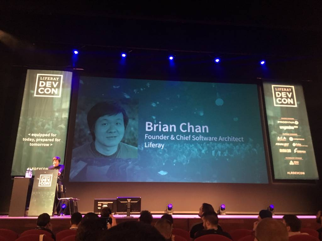 LIFERAY DEVCON 2018