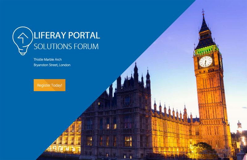 Technopolis @ Liferay Portal in London