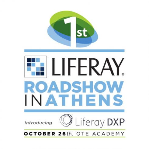 1st Liferay Roadshow in Athens - Technopolis SA